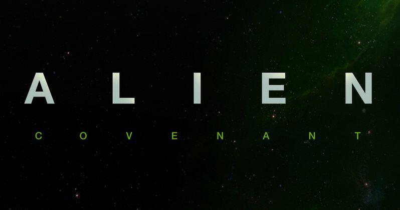 Prometheus 2 Gets Titled Alien: Covenant; Is Part of a Trilogy