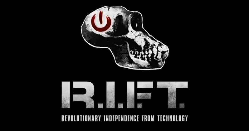 Transcendence Viral Videos Tease Anti-Technology Group R.I.F.T.