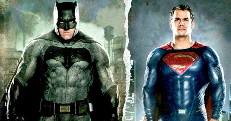 Batman v Superman Lego Set Reveals Major Fight Spoiler