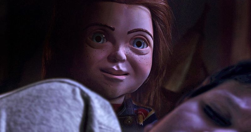 Chucky Gets Creepy in Unnerving Peek at the Child's Play Remake