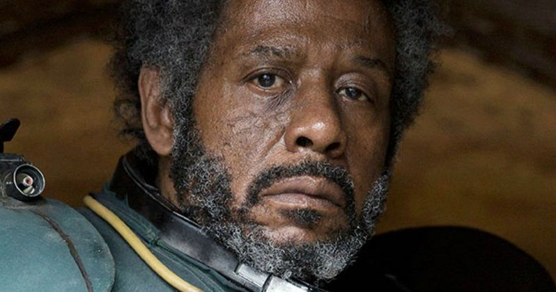 Forest Whitaker Is Playing This Clone Wars Character in Rogue One