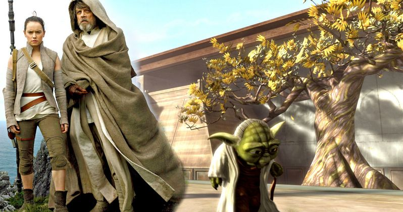 Disney's Star Wars Land Details Reveal Huge Last Jedi Spoiler?