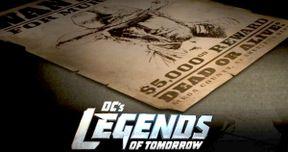 Legends of Tomorrow Promo Art Teases Jonah Hex, Sgt. Rock & More