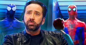 Nicolas Cage Is Spider-Man Noir in Into the Spider-Verse?