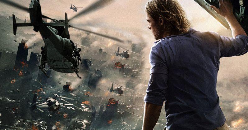 World War Z 2 Gets Delayed Indefinitely