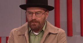 Watch Bryan Cranston Resurrect Walter White in SNL Breaking Bad Sketch