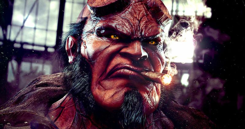 Hellboy Reboot Is Heading to Lionsgate?
