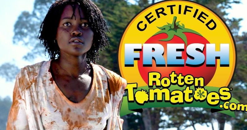 Jordan Peele's Us Scores Perfect 100% Fresh Rotten Tomatoes Score