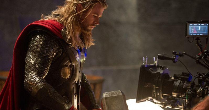 First Thor 3 Photos Show Off Ragnarok Set in Australia