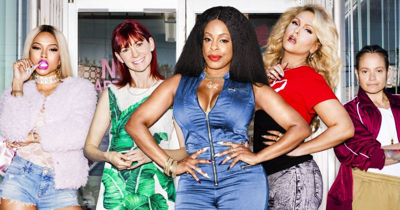 Claws Will End with Season 4 on TNT