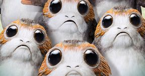 Porg Secrets Revealed in New Last Jedi Behind-the-Scenes Video