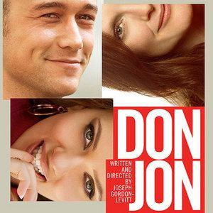 Don Jon Poster with Joseph Gordon-Levitt and Scarlet Johansson