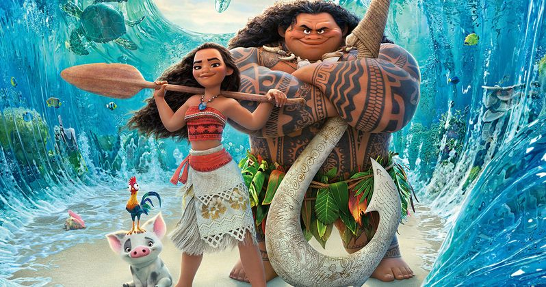 Lin-Manuel Miranda to Create First Latina Disney Princess for Moana 2?