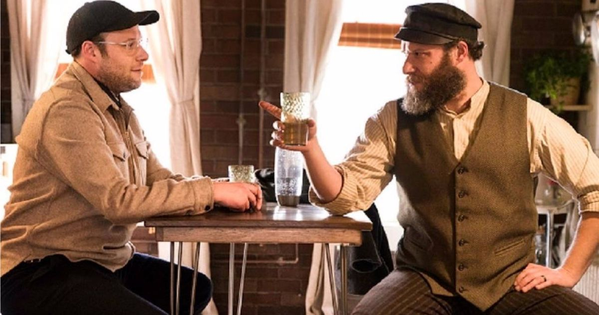 'An American Pickle' Trailer Doubles Down On Seth Rogen in HBO Max Time Travel Comedy