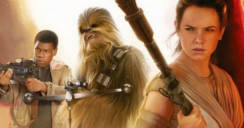 Huge Star Wars 7 Spoiler Reveals Character's Identity?