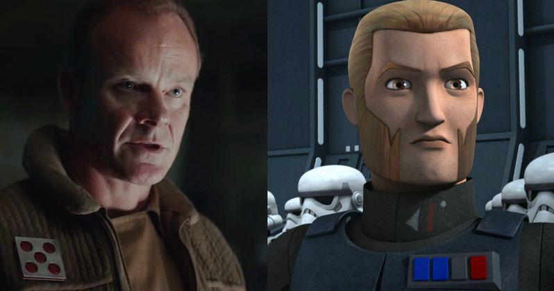 Rogue One Director Shoots Down Popular Star Wars Rebels Fan Theory