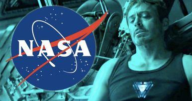 NASA Responds to Avengers: Endgame Trailer Offering Tony Stark Help