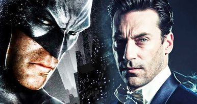 Jon Hamm Wants to Play Batman