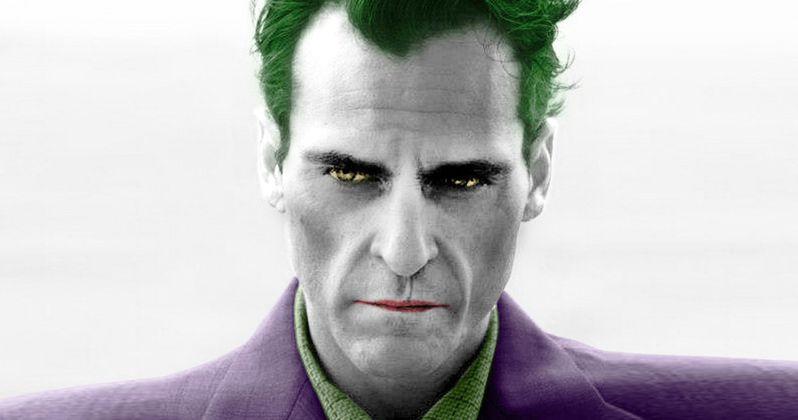The Joaquin Phoenix Joker Origin Movie Is Still Happening as Well