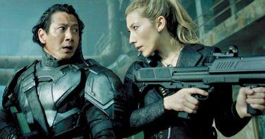 Netflix's Altered Carbon Trailer Explores a Dark, Violent Future