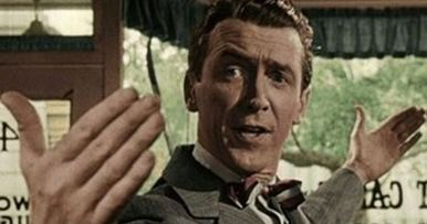 It's a Wonderful Life Trailer Gets The Wolf of Wall Street Makeover