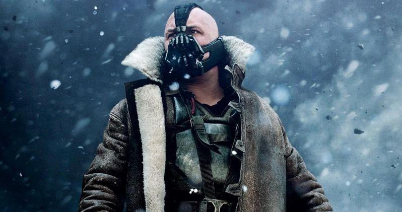 Tom Hardy Wants Bane to Fight Batman & Superman