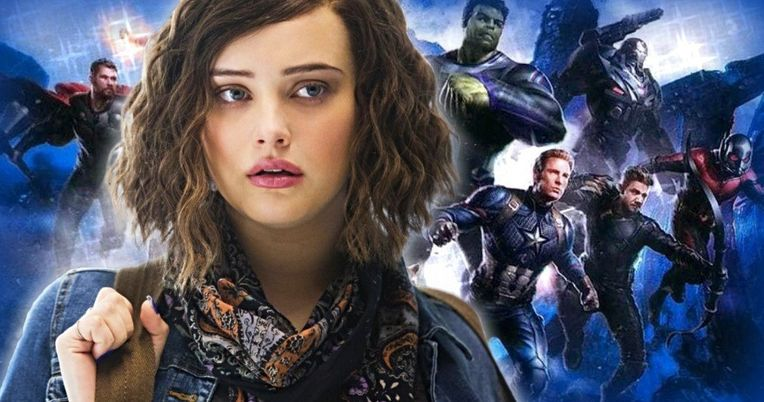 Avengers 4 Gets 13 Reasons Why Star Katherine Langford, Who's She Playing?