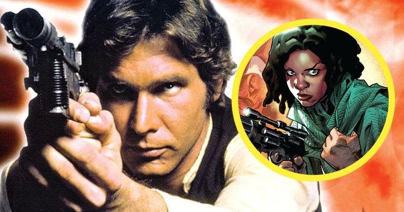 Is Star Wars Han Solo Movie Casting Sana Solo?