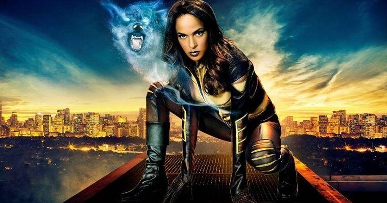 Vixen Revealed in Arrow Season 4
