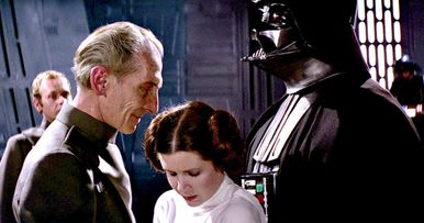 Rare Star Wars Footage Reveals More Leia and a Gold Leader F-Bomb