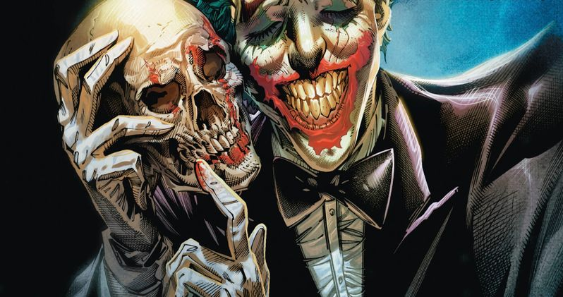 John Carpenter S Joker Year Of The Villain Comic First Look