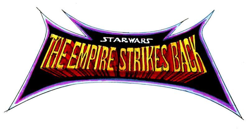 Ralph McQuarrie's Alternate Empire Strikes Back Logos Revealed