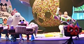 Buzz Lightyear and Baymax Return in Wreck-It Ralph 2 International Trailer