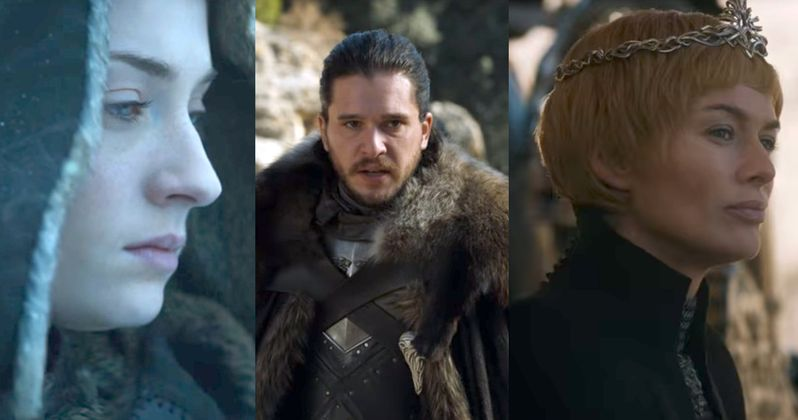 Game of Thrones Season 7 Finale Trailer Arrives: Worlds Collide