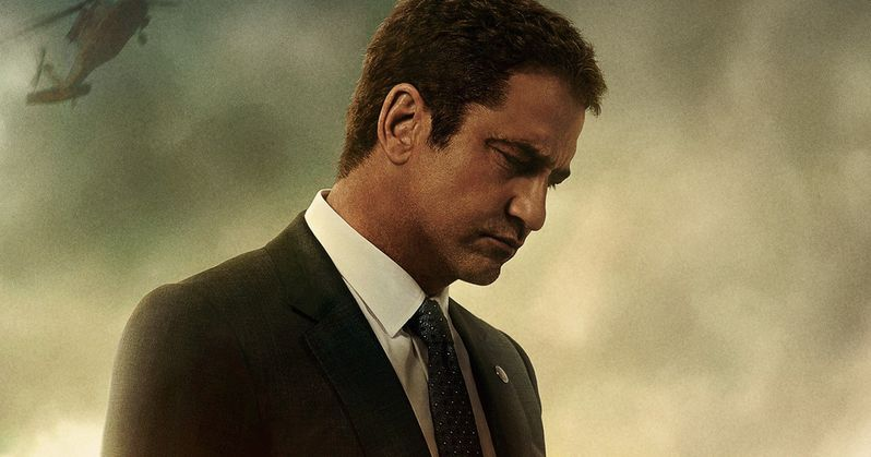 Angel Has Fallen Trailer Arrives, Gerard Butler Returns as Agent Mike Banning