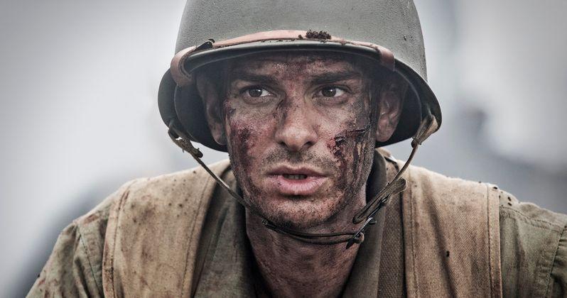 Mel Gibson's Hacksaw Ridge Trailer Takes Andrew Garfield to War