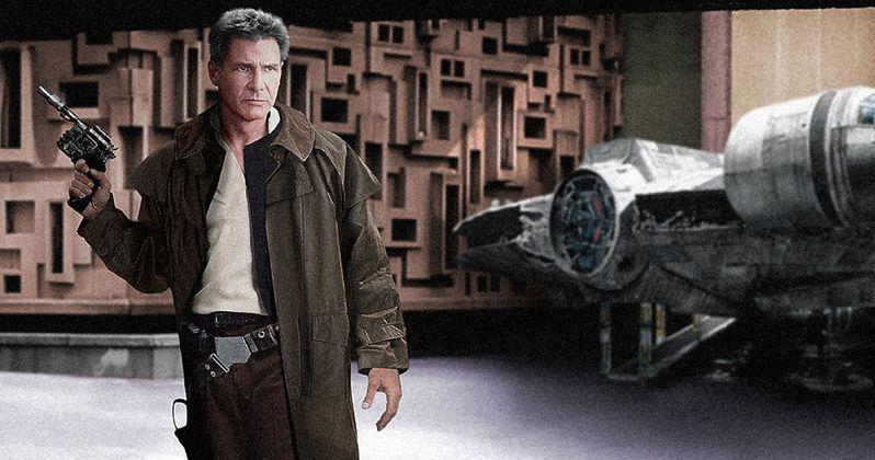Star Wars 7 Won't Be Delayed; Plot Rumors Explain Han Solo's Mission with Luke Skywalker