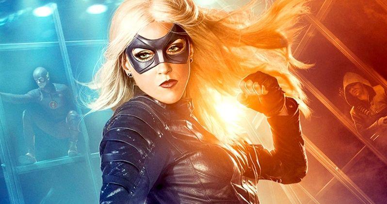 Arrow Poster: Black Canary Joins Superhero Fight Club