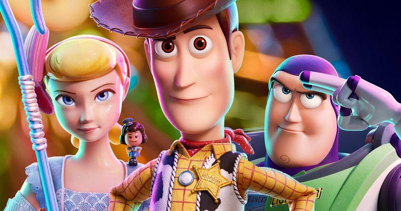 Final Toy Story 4 Poster & New TV Spot Shine a Spotlight on Bo Peep