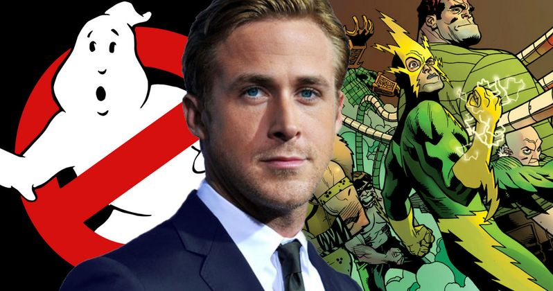 Ryan Gosling Wanted for Ghostbusters & Sinister Six?