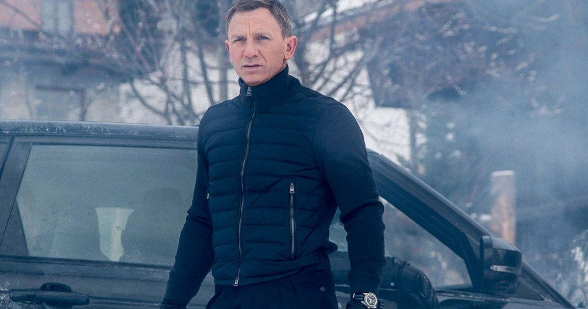 Production Of The James Bond Films