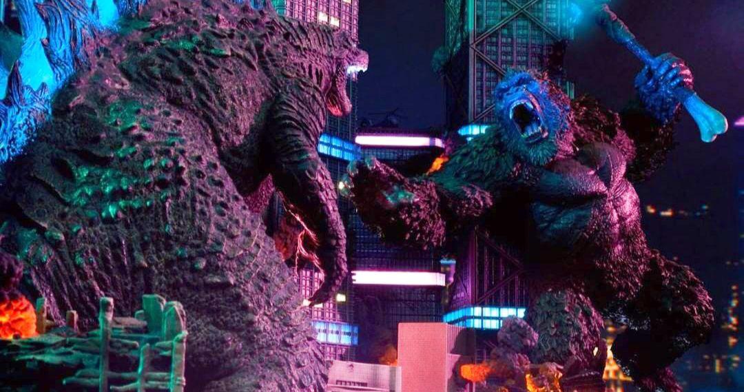 Godzilla Vs. Kong Final Battle Statue Revealed And Will Demolish Your Wallet
