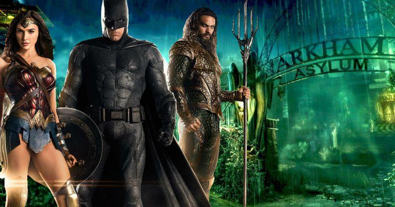 Is Justice League Heading to Arkham Asylum?