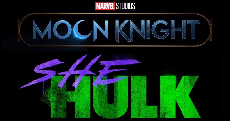 Moon Knight & She-Hulk Are Getting Their Own Disney+ TV Shows