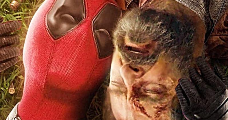 Deadpool & Wolverine Share a Steamy Bromance in Latest BossLogic Fan Art