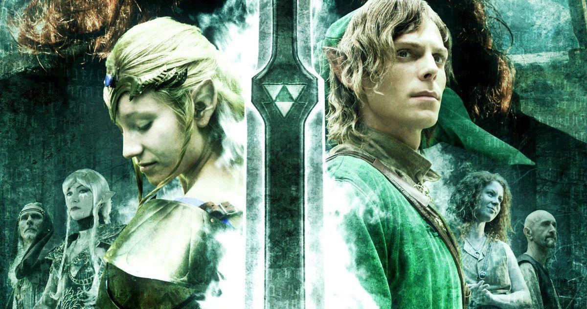 Legend Of Zelda Live Action Series Happening At Netflix