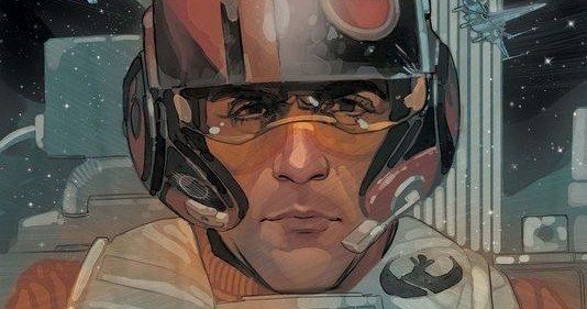 Star Wars: The Force Awakens Prequel Comic Explores Poe & BB-8