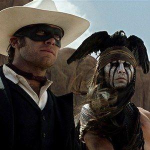The Lone Ranger Second Trailer Sneak Peak