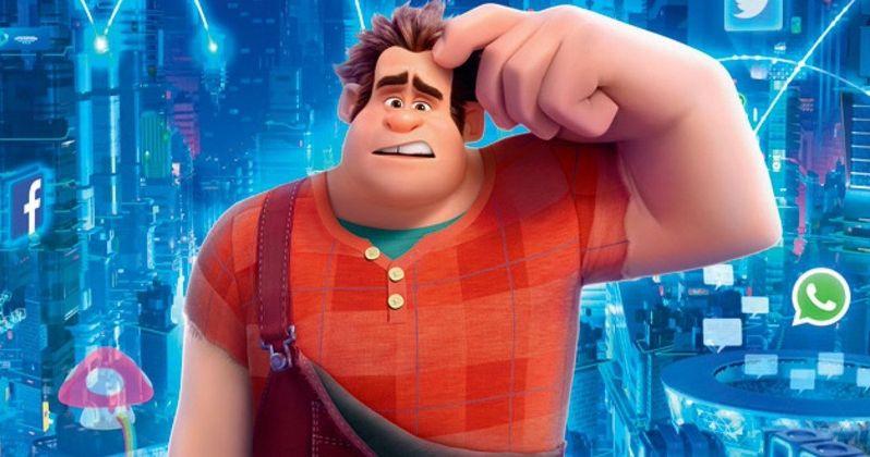 Ralph Breaks the Internet Mistakenly Promoted as Oscar Winner