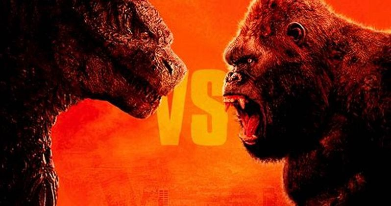Godzilla Vs. Kong Wraps Shooting in Australia